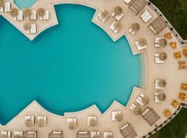 Mitsis Rinela Beach Resort & Spa, hotel in Kokkíni Khánion