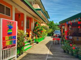 WHITE BEACH GUEST HOUSE, hotel in Puerto Galera