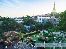 Merchant Art Hotel, hotel in Yangon