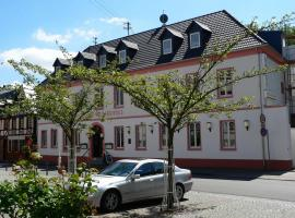 Hotel Weisses Ross, Hotel in Lahnstein