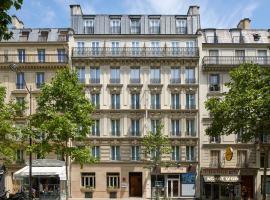 Hôtel LOCOMO, hotel in Paris