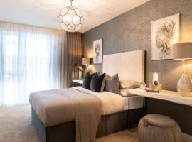 Seven Living Ashford, hotel in Ashford