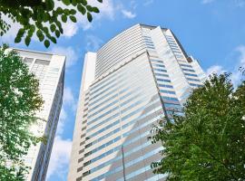 The Strings by InterContinental, Tokyo, hotel near Shinagawa Station, Tokyo