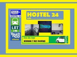 HOSTEL 24, hostel in Kuala Lumpur