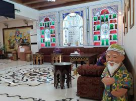 Devon Begi Heritage Hotel, hotel in Bukhara