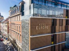 Hotel Europe, hotel in Sarajevo