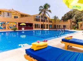 Tropic Garden Hotel, hôtel à Banjul