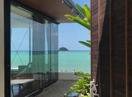 DEEPSPACE villa X1,Secret Address on Quiet Beach, villa in Ko Lanta