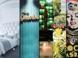 Boutique Hotel Gauthier, hotel in Casablanca