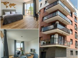 D&P Apartments Nowa Grobla, self catering accommodation in Gdańsk