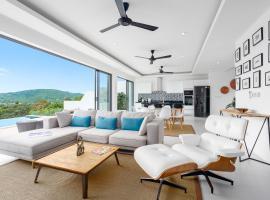 Lib Villa-Luxury Seaview Infinity Pool 3 bedroom villa, Villa in Ko Samui