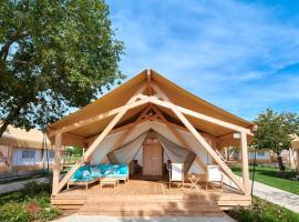 Camping Park Umag Glamping, luxury tent in Umag