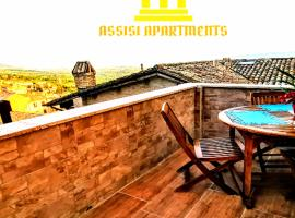 Best House, apartment in Assisi