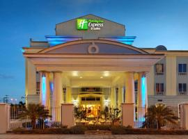 Holiday Inn Express Trincity, hotel in Piarco