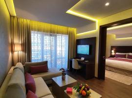 Nour Plazza Hotel, hôtel à Fès