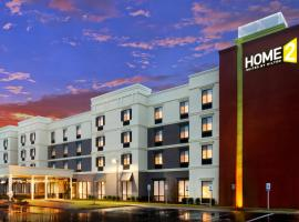 Home2 Suites by Hilton Long Island Brookhaven, hotel di Yaphank