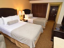 Plaza Hotel and Suites, hotel in San Salvador