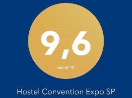 Hostel Convention Expo SP, hotel near Fontes do Ipiranga State Park, São Paulo