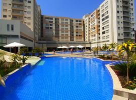 Flat no Hotel Park Veredas apto107, hotel near Parque das Fontes, Rio Quente