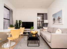 Upper West Side Apartments 30 Day Rentals, lägenhet i New York