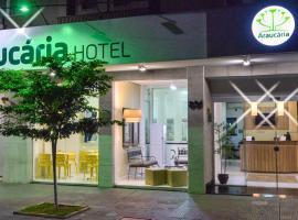 Araucaria Hotel Business - Maringá, hotel em Maringá