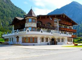 Hotel Stockacher Hof, Hotel in Bach