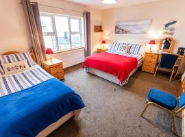 Seawinds Bed and Breakfast, hotel near Deane's Equestrian Centre, Killybegs