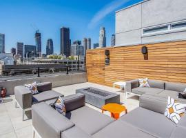Fashion Loft 2 bedroom Downtown, apartment in Los Angeles