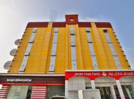 Jazan Rose Hotel, hotel em Jazan