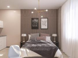 Ahotels Design Style Apart on Sovetskaya, hotel in Novosibirsk
