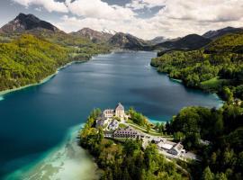 Schloss Fuschl, A Luxury Collection Resort & Spa, Salzburg, hotel in Hof bei Salzburg