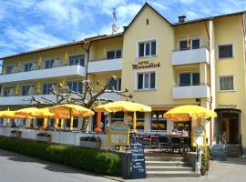 Hotel & Restaurant Mainaublick, Hotel in der Nähe von: Schloss Mainau, Uhldingen-Mühlhofen