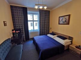 Hotel Bajazzo, отель в Вене, рядом находится Венская ратуша