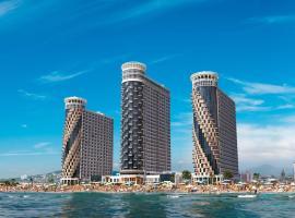 Orbi Sea Towers, отель в Батуми
