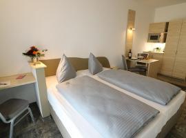 Petul Apart Hotel An'ne 40, hotel in Bochum
