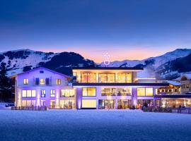 die HOCHKÖNIGIN - Mountain Resort, hotel in Maria Alm am Steinernen Meer