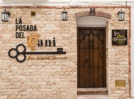 La posada del Cani, guest house in Cómpeta
