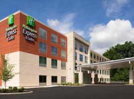 Holiday Inn Express & Suites Kingsland I-95-Naval Base Area, an IHG Hotel, hotel v destinaci Kingsland