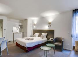 All Suites Appart Hôtel Aéroport Paris Orly – Rungis, hotel near Paris - Orly Airport - ORY,