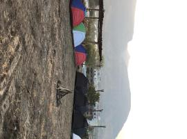 Camping By The Fort, campsite in Junnar