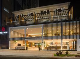 Hotel Villa Fiori, hotel perto de Praça Pedro Sanches, Poços de Caldas