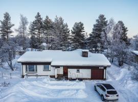 Foxtail Apartment, loma-asunto Rovaniemellä