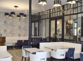 """Hôtel Tourmalet """"de londres"""", hôtel à Luz-Saint-Sauveur"""