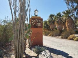 29 Palms Inn, hotel in Twentynine Palms
