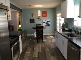 House of Many Colors, vacation rental in Lubbock