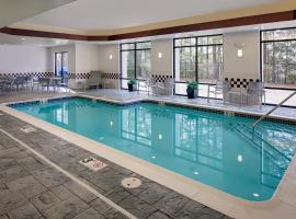 SpringHill Suites Manchester-Boston Regional Airport, hotel near State Park, Manchester