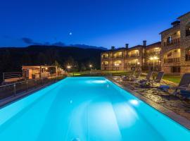 Aiolides Hotel, hotel near Meteora, Kalyvia