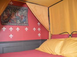 Au fil du temps, pet-friendly hotel in Amboise
