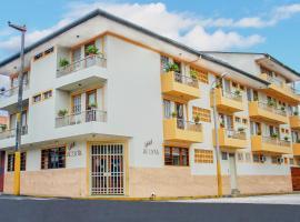 Hotel Acosta, hotel in Iquitos