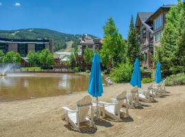 Suite in The Village, hotel near Mount Evans, Copper Mountain